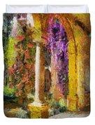 Garden Of Eden Duvet Cover