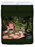 Garden Of One Duvet Cover