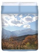 Garden Of The Gods 1 Duvet Cover