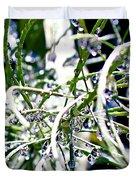 Garden Orbs Duvet Cover