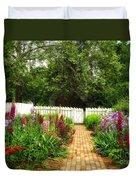 Garden Path Duvet Cover