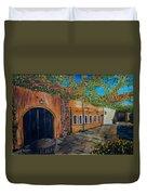 Garden Patio Duvet Cover
