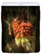 Garden Poker Flower Duvet Cover