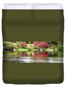 Garden Pond Duvet Cover