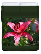 Garden Queen Duvet Cover