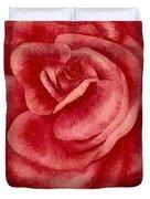 Garden Rose Duvet Cover