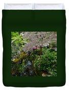 Garden Sanctuary Duvet Cover