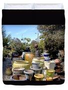 Garden Shoppe 2 At Windmill Farms Duvet Cover