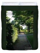 Garden Stroll Duvet Cover