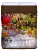 Garden View Series 25 Duvet Cover