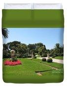 Garden Villa Ephrussi Duvet Cover