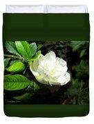 Gardenia 2013 Duvet Cover