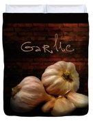 Garlic II Duvet Cover