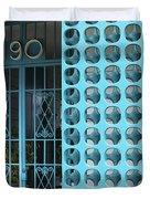 Gate 190 Palm Springs Duvet Cover