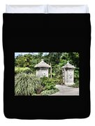 Gate Entrance Duvet Cover