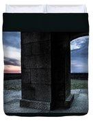 Gate To Heaven Duvet Cover