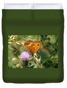 Gatekeeper Butterfly Duvet Cover