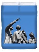 Gateway To Freedom - 1 Duvet Cover