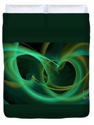 Gathering Hearts  Duvet Cover