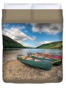 Geirionydd Lake Duvet Cover