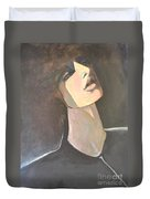 Gemini Revisited Duvet Cover