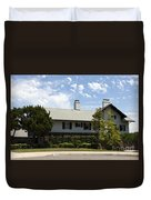 General George S Patton Family Home Duvet Cover