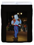 Genie With Moves Duvet Cover