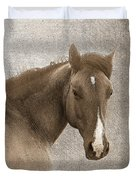 Gentle Devotion Duvet Cover