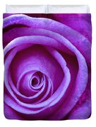 Gentle Folds Duvet Cover