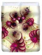 Gentle Pink Duvet Cover