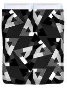 Geometric 12 Duvet Cover by Mark Ashkenazi