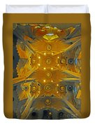 Geometric Abstract Duvet Cover