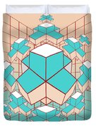 Geometric2 Duvet Cover