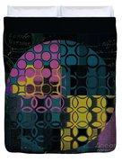 Geomix 14 - J049173176b2t Duvet Cover