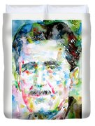 George Orwell Duvet Cover