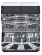 George Peabody Library Vi Duvet Cover