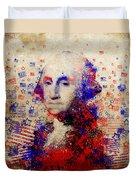 George Washington 3 Duvet Cover