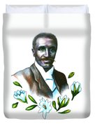 George Washington Carver Duvet Cover