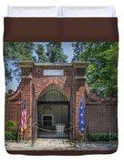 George Washington's Tomb Duvet Cover