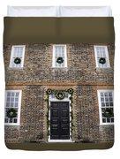 George Wythe House Williamsburg Duvet Cover