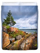 Georgian Bay Duvet Cover