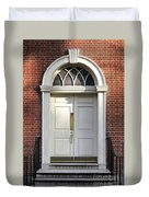 Georgian Door Duvet Cover