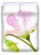 Geranium Pink Duvet Cover
