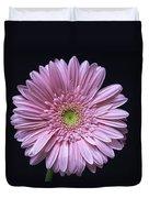 Gerber Daisy Flower Duvet Cover