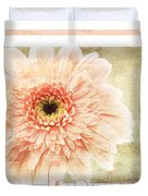 Gerber Daisy Happiness 1 Duvet Cover