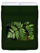 Gereric Vegetation Duvet Cover
