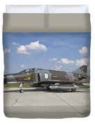 German Air Force F-4f Phantom II Duvet Cover