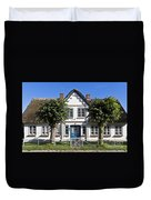German Country House  Duvet Cover by Heiko Koehrer-Wagner