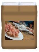 German Lunch Duvet Cover