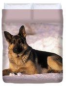 German Shepherd Duvet Cover